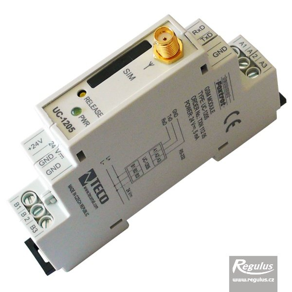 Photo: Modul GSM k IR 12 KRB